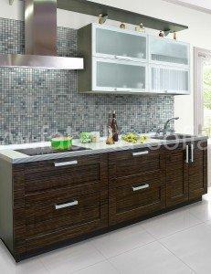 Минималистическая кухня в современно стиле